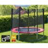 G21 trambulín biztonsági hálóval - 250 cm