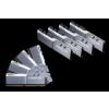 G.Skill DIMM 128 GB DDR4-3200 Octo-Kit Ezüst / Fehér (F4-3200C14Q2-128GTZS)