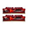 G.Skill RipjawsX XMP 16GB (2x8GB) DDR3 1600MHz 1.5V CL10 DIMM memória