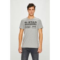 G-Star RAW - T-shirt - halványszürke - 1505946-halványszürke
