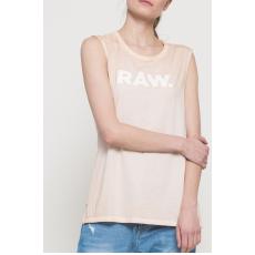 G-Star RAW - Top - őszibarack színű