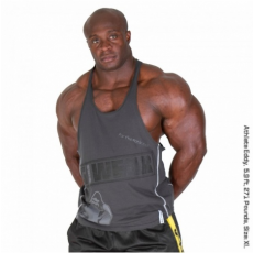 G!WEAR STRINGER TANK TOP (GREY) [XL]