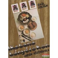Gaál Zoltán - Japán főzőiskola - Ikebana tányérokon gasztronómia