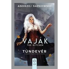 Gabo Könyvkiadó Andrzej Sapkowski: Vaják 3. - Tündevér (9789634069256) irodalom