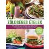 Gabo Könyvkiadó Jessica Nadel: Zöldséges ételek