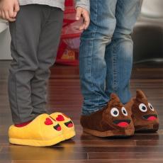 Gadget and Gifts Hangulatjelek Gyerek Papucs, Laugh