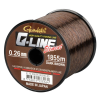 Gamakatsu G-line Element Dark Brown 0,35 925m