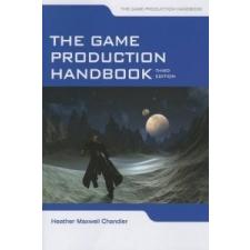 Game Production Handbook –  Chandler idegen nyelvű könyv
