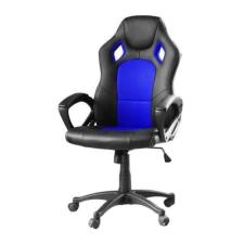 Gamer szék BASIC, kék forgószék