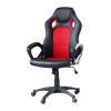 Gamer szék BASIC, piros