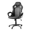 Gamer szék BASIC, szürke
