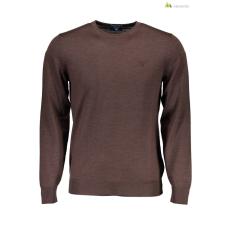 Gant férfi pulóver barna melanzs WH2-1703_8040011_217