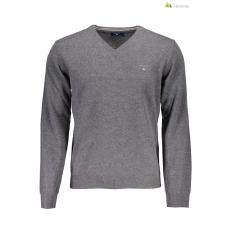 Gant férfi pulóver szürke-melanzs WH2-1703_086212_95