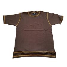 Ganteline Munkavédelmi póló UP barna M munkaruha