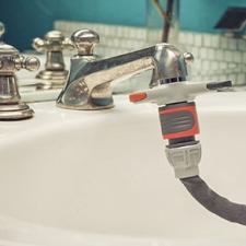 Gardena adapter beltéri vízcsaphoz - 18210-20 öntözéstechnikai alkatrész