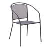 Gardenwell Arko fém kerti szék