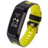 GARETT Smartband; Opaska Sportowa Garett Fit 15 Green
