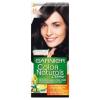 Garnier Color Naturals Crème 2.0 Természetes Fekete tápláló tartós hajfesték