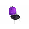 Garthen Faszenes hordozható grillsütő Garth - lila