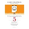 Gary Chapman, Jennifer Thomas A bocsánatkérés 5 nyelve