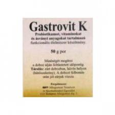 Gastrovit Gastrovit K vitamin por vitamin