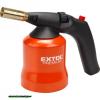gázlámpa forrasztáshoz, PB gázhoz, piezó gyújtásssal, max. 1200°C, 1,7kW, EN521, fém gázpalack tartó