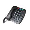 Geemarc Telefon időseknek és nagyothallóknak nagy nyomógombokkal Geemarc AmpliPOWER 40 Fehér