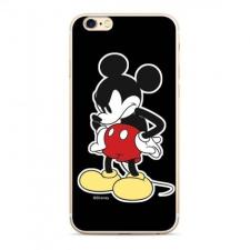 Gegeszoft Disney szilikon tok - Mickey 011 Samsung A025 Galaxy A02S fekete (DPCMIC7954) tok és táska
