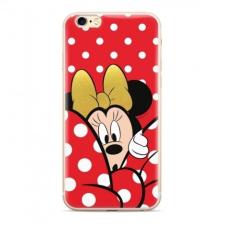 Gegeszoft Disney szilikon tok - Minnie 015 Apple iPhone 12 Mini 2020 (5.4) piros (DPCMIN6447) tok és táska