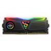 Geil DDR4 8GB 2400MHz GeIL Super Luce Black RGB Sync CL16 (GLS48GB2400C16SC)