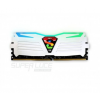Geil DDR4 8GB 2400MHz GeIL Super Luce White RGB CL16 KIT2 (GLWC48GB2400C16DC)