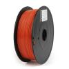 Gembird 3D nyomtatószál(izzószál) PLA PLUS, 1,75 mm, 1 kg, piros