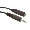 Gembird audio kábel Jack 3.5mm apa /Jack 3.5mm anya  1.5m