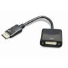 Gembird Displayport male to DVI (24+5) female adapter; black; blister