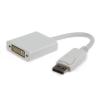 Gembird Displayport male to DVI (24+5) female adapter  white