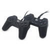 Gembird Double USB gamepad