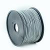 Gembird Filament FlashForge ABS Grey ; 1;75mm ; 1kg
