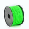 Gembird Filament Gembird HIPS Green ; 1;75mm ; 1kg