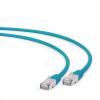 Gembird FTP LSZH kat.6A RJ45 patch kábel; 1.5m; green