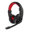 Gembird GHS-01 fekete gamer headset (GHS-01)