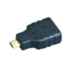 Gembird HDMI anya / micro-D apa adapter