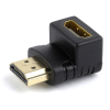 Gembird HDMI jobb szögű adapter, 90 ° lefelé
