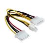 Gembird Internal tápelosztó kábel  ATX csatlakozó