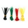 Gembird műanyag kábelszorító 100mm x 2 5mm (100 db)  4 szín