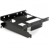 Gembird PCI mobile rack for SATA 2.5'x2 + 3.5' x1 drives, black color