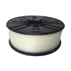 Gembird TPE FLEXIBLE / Natural / 1,75mm / 1kg filament