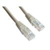 Gembird UTP kat.5e RJ45 patch kábel  0.25m  szürke