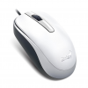 Genius optical wired mouse DX-120; White