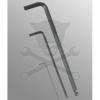 GENIUS TOOLS Imbuszkulcs hosszú  2,0 mm gömbvégű Genius (571020B)