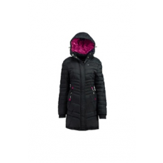 Geographical Norway , Bella Lady télikabát, Fekete, 2 (BELLA-LADY-001-BLACK-2)